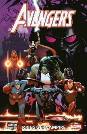 Avengers - Neustart Bd. 3: Krieg der Vampire