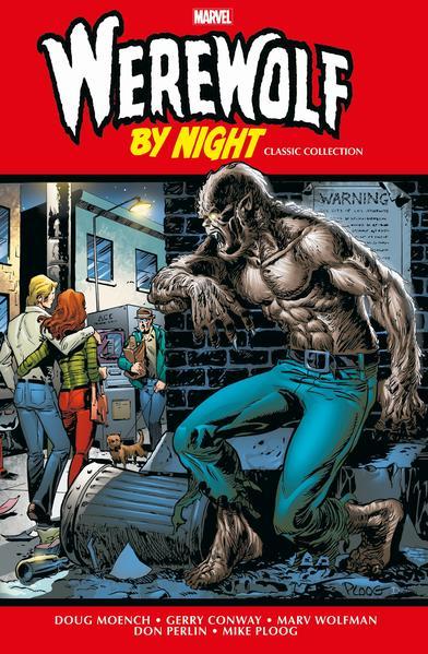 Werewolf by Night: Classic Collection   Bundesamt für magische Wesen