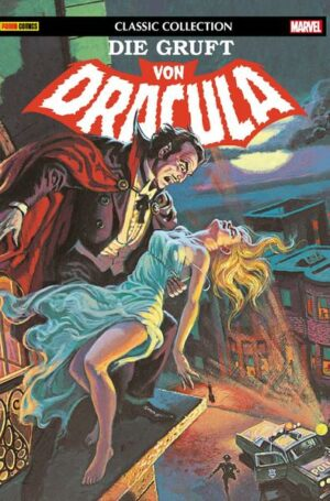 Die Gruft von Dracula: Classic Collection Bd. 3