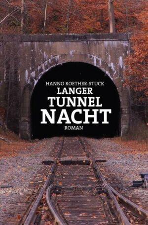 Langer Tunnel Nacht