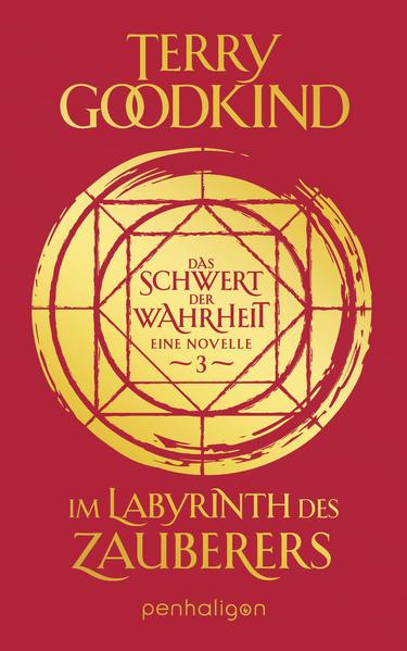 Im Labyrinth des Zauberers - Das Schwert der Wahrheit   Bundesamt für magische Wesen