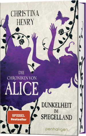 Die Chroniken von Alice - Dunkelheit im Spiegelland | Bundesamt für magische Wesen