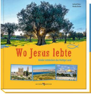 Wo Jesus lebte   Bundesamt für magische Wesen