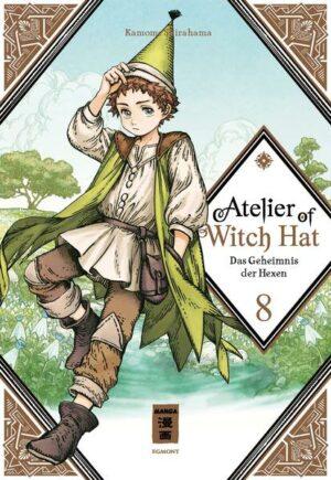 Atelier of Witch Hat - Limited Edition 08   Bundesamt für magische Wesen