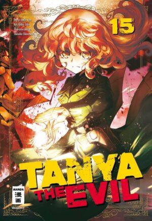 Tanya the Evil 15 | Bundesamt für magische Wesen