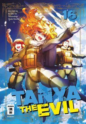 Tanya the Evil 16