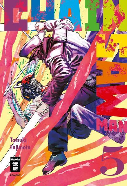 Chainsaw Man 05 | Bundesamt für magische Wesen
