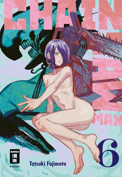 Chainsaw Man 06 | Bundesamt für magische Wesen