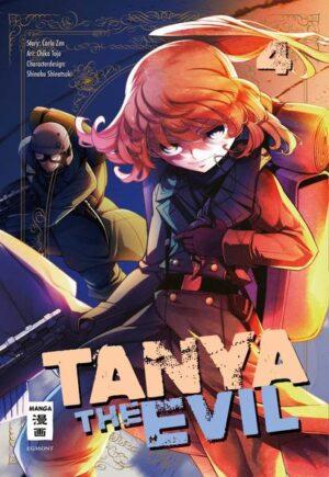 Tanya the Evil 04 | Bundesamt für magische Wesen