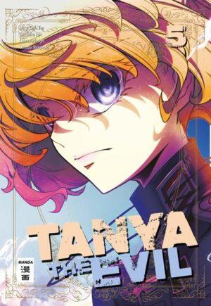 Tanya the Evil 05 | Bundesamt für magische Wesen