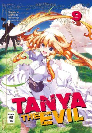 Tanya the Evil 09 | Bundesamt für magische Wesen