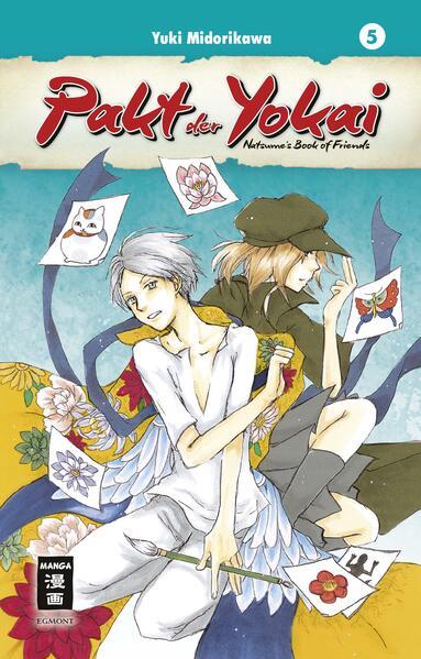 Pakt der Yokai 05: Natsume's Book of Friends | Bundesamt für magische Wesen