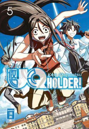 UQ Holder! 05
