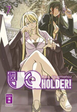 UQ Holder! 07
