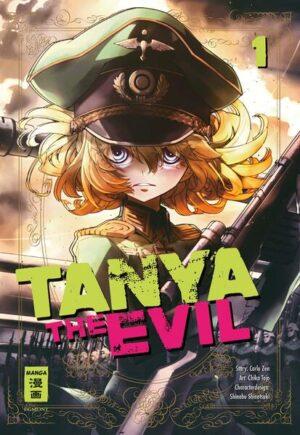 Tanya the Evil 01 | Bundesamt für magische Wesen