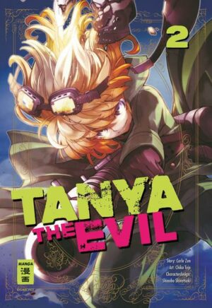 Tanya the Evil 02 | Bundesamt für magische Wesen