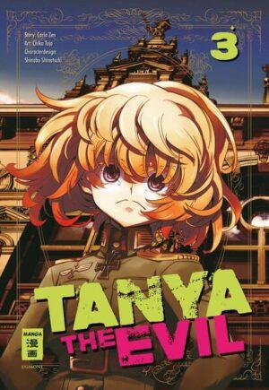 Tanya the Evil 03 | Bundesamt für magische Wesen