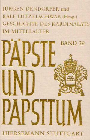 Geschichte des Kardinalats im Mittelalter   Bundesamt für magische Wesen