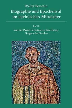 Biographie und Epochenstil im lateinischen Mittelalter   Bundesamt für magische Wesen