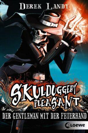 Skulduggery Pleasant 1 - Der Gentleman mit der Feuerhand   Bundesamt für magische Wesen
