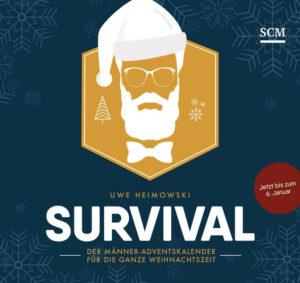 Survival - Der Männer-Adventskalender für die ganze Weihnachtszeit | Bundesamt für magische Wesen