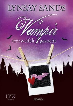 Vampir verzweifelt gesucht | Bundesamt für magische Wesen
