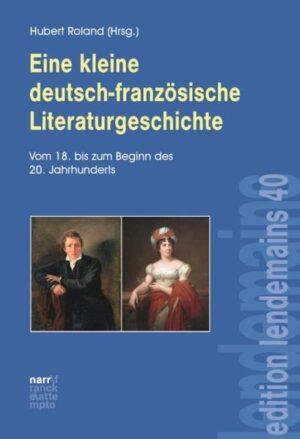 Eine kleine deutsch-französische Literaturgeschichte   Bundesamt für magische Wesen
