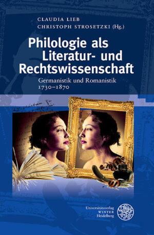 Philologie als Literatur- und Rechtswissenschaft | Bundesamt für magische Wesen