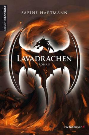 Lavadrachen | Bundesamt für magische Wesen
