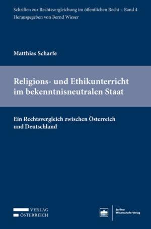 Religions- und Ethikunterricht im bekenntnisneutralen Staat   Bundesamt für magische Wesen