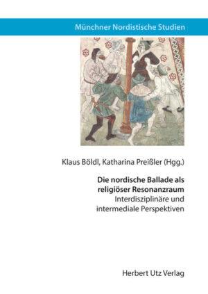 Die nordische Ballade als religiöser Resonanzraum   Bundesamt für magische Wesen
