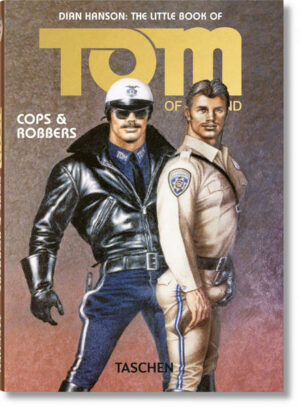 The Little Book of Tom: Cops & Robbers | Bundesamt für magische Wesen