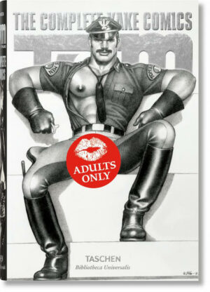 Tom of Finland. The Complete Kake Comics | Bundesamt für magische Wesen