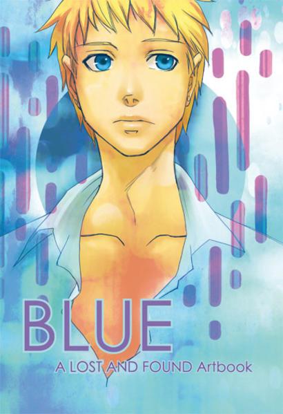 Blue - A Lost and Found Artbook   Bundesamt für magische Wesen