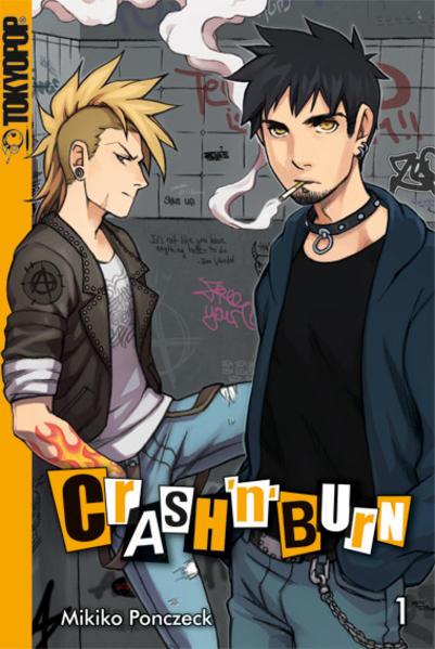 Crash 'n' Burn 01 | Bundesamt für magische Wesen