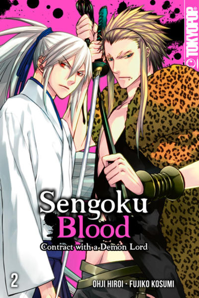 Sengoku Blood - Contract with a Demon Lord 02 | Bundesamt für magische Wesen