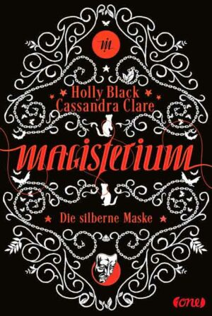 Die silberne Maske 4: Magisterium
