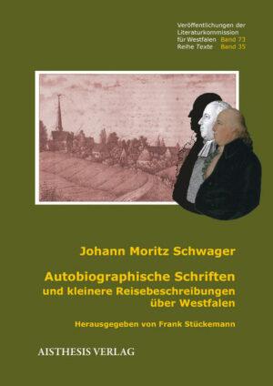 Autobiographische Schriften und kleinere Reisebeschreibungen über Westfalen | Bundesamt für magische Wesen