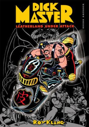 Dick Master: Leatherland under attack! | Bundesamt für magische Wesen