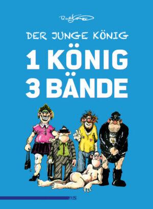 Der junge König: Sonderausgabe: ein König, drei Bände
