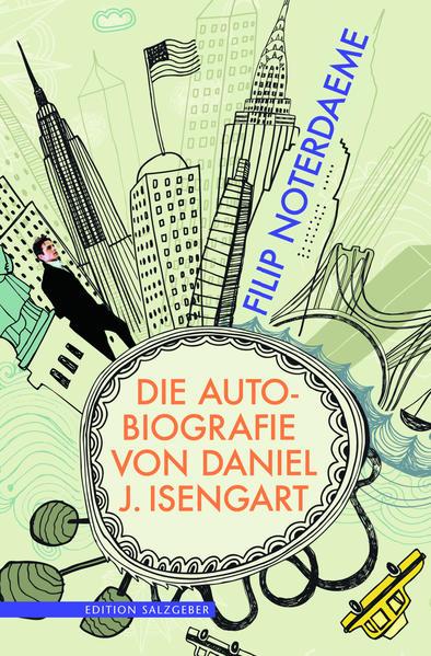 Die Autobiografie von Daniel J. Isengart | Bundesamt für magische Wesen