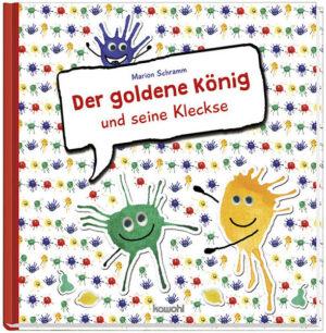 Der goldene König und seine Kleckse   Bundesamt für magische Wesen