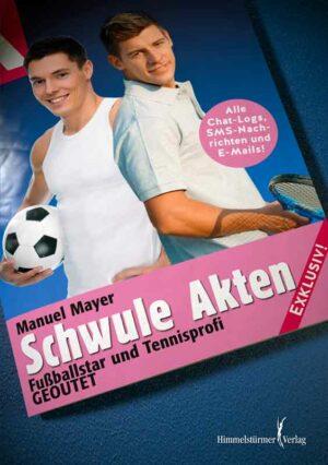 Schwule Akten: Fußballstar und Tennisprofi: Geoutet !