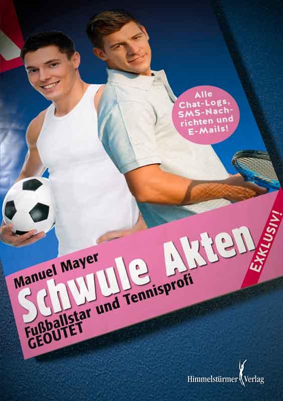 Schwule Akten: Fußballstar und Tennisprofi: Geoutet !   Bundesamt für magische Wesen