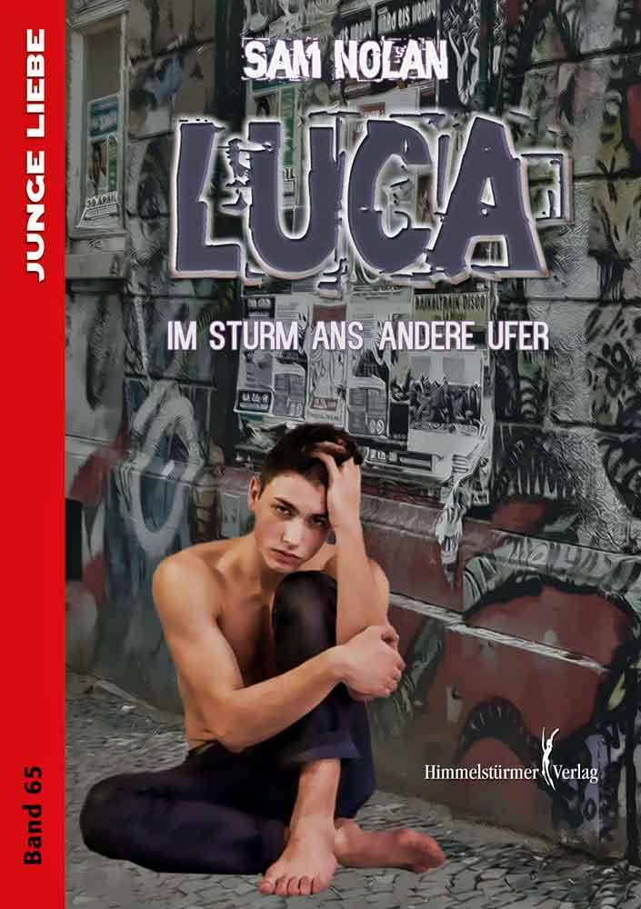 Luca: Im Sturm ans andere Ufer (Junge Liebe) | Bundesamt für magische Wesen