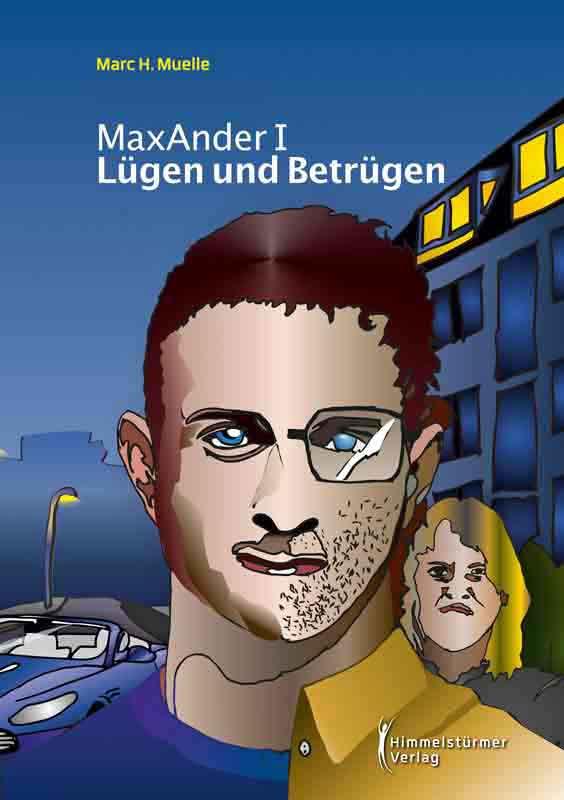 Lügen und Betrügen: Max Ander I   Bundesamt für magische Wesen