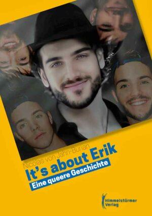 It's about Erik | Bundesamt für magische Wesen