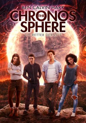 The Chronos Sphere - Die Retter der Zeit   Bundesamt für magische Wesen