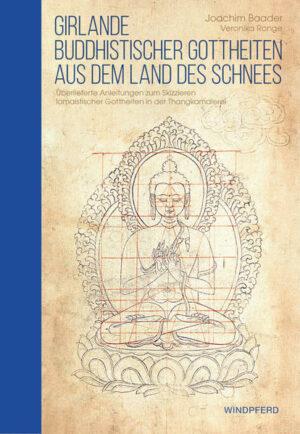 Girlande buddhistischer Gottheiten aus dem Land des Schnees | Bundesamt für magische Wesen