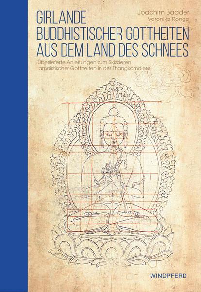 Girlande buddhistischer Gottheiten aus dem Land des Schnees   Bundesamt für magische Wesen